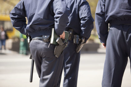 Should Schools Arm Security Guards?
